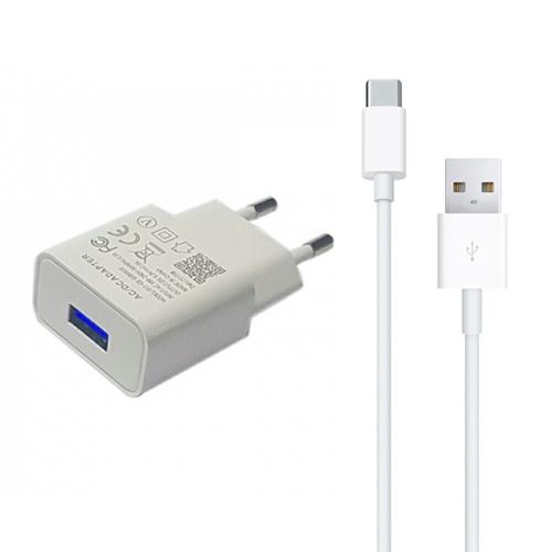 Universele USB-C oplader 1 meter - 2 ampère