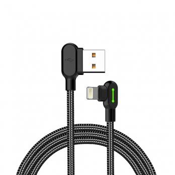 Mcdodo nylon haakse Lightning kabel 3 meter
