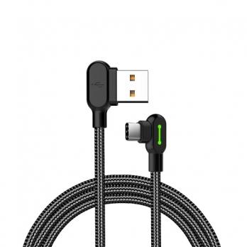 Mcdodo nylon haakse USB-C kabel 3 meter