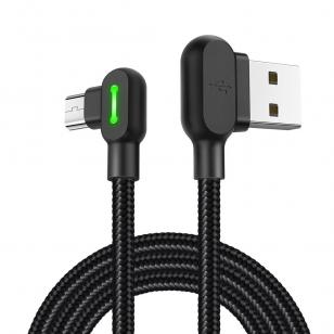 Mcdodo nylon haakse micro USB kabel 1,2 meter