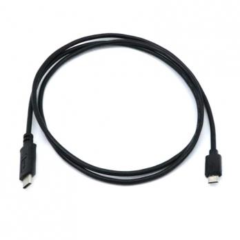 USB-C naar micro USB kabel 1 meter